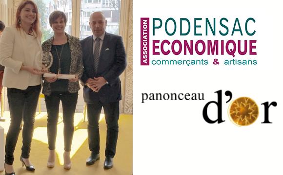 Podensac Economique Panonceau d'Or 2015