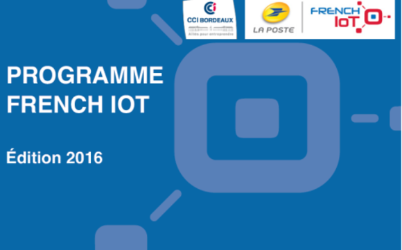 Programme French IoT - CCI de Bordeaux & Groupe La Poste