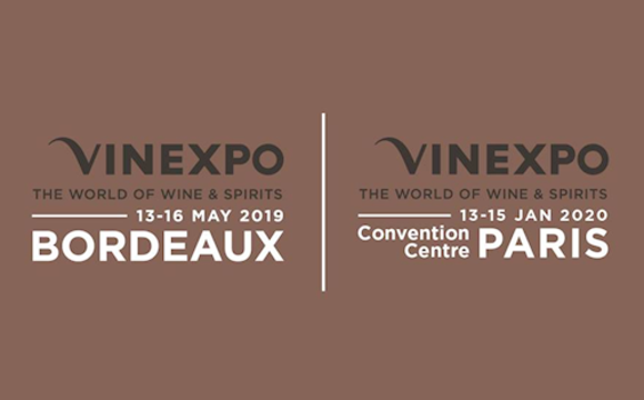 Vinexpo Bordeaux Mai 2019 et Paris 2020